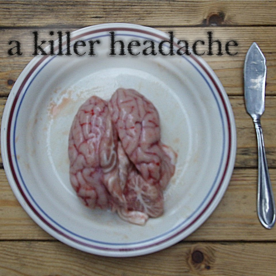 Cover art for A Killer Headache