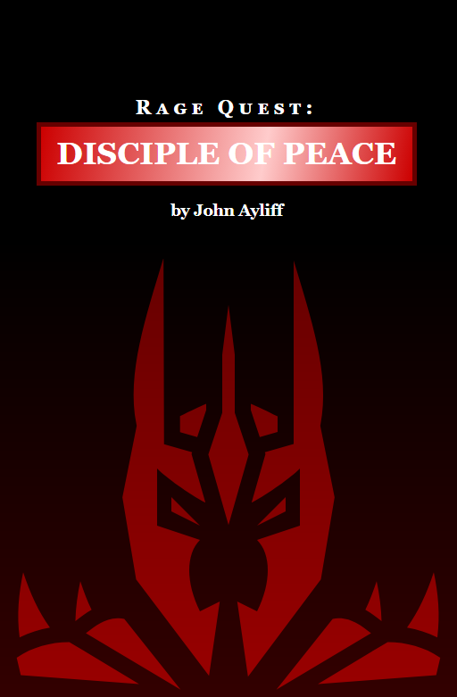 Cover art for Rage Quest: Disciple of Peace