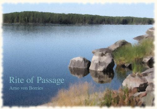 Cover art for Rite of Passage
