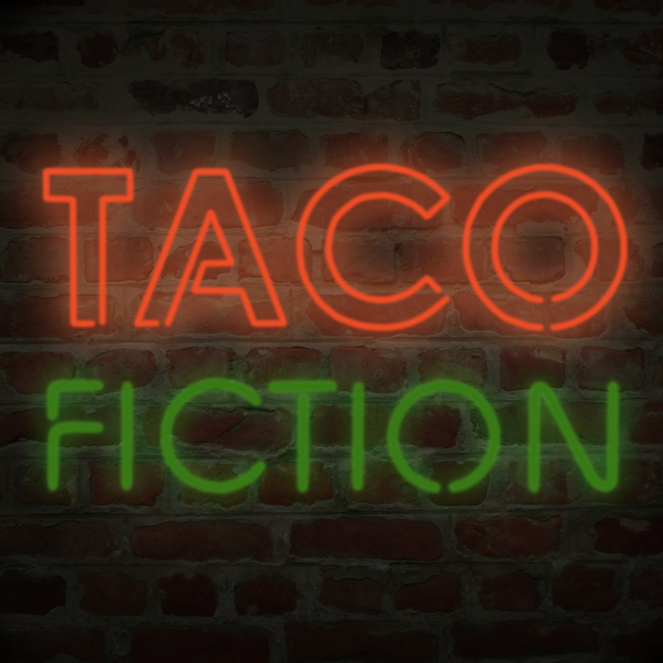Cover art for Taco Fiction