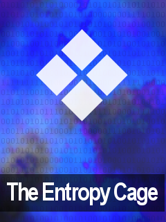 Cover art for The Entropy Cage