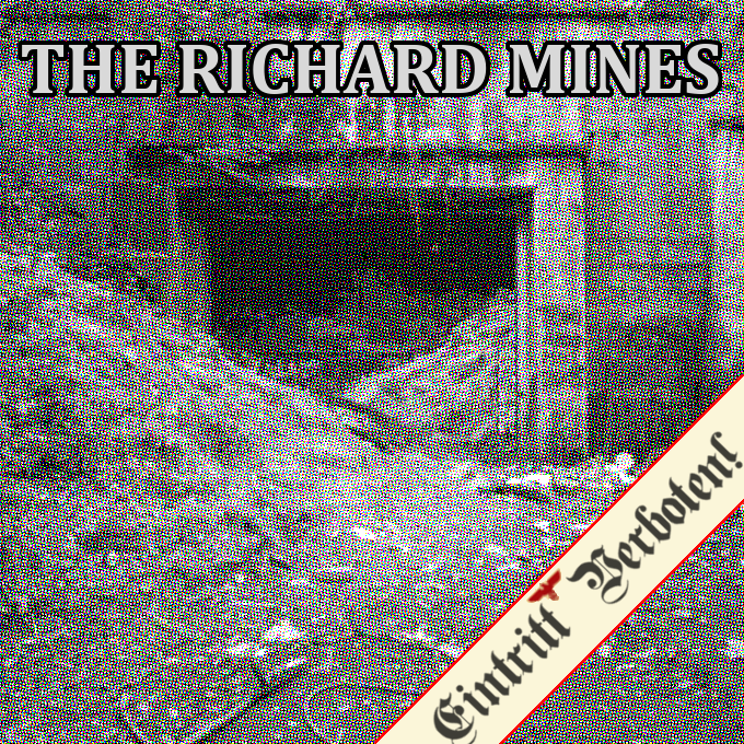 Cover art for The Richard Mines