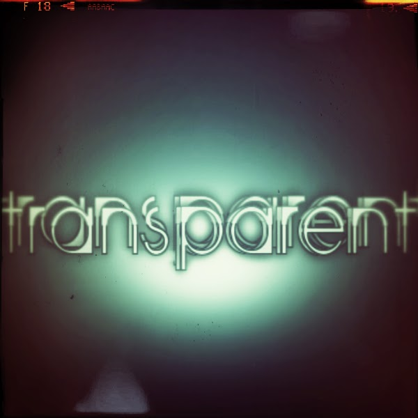 Cover art for Transparent