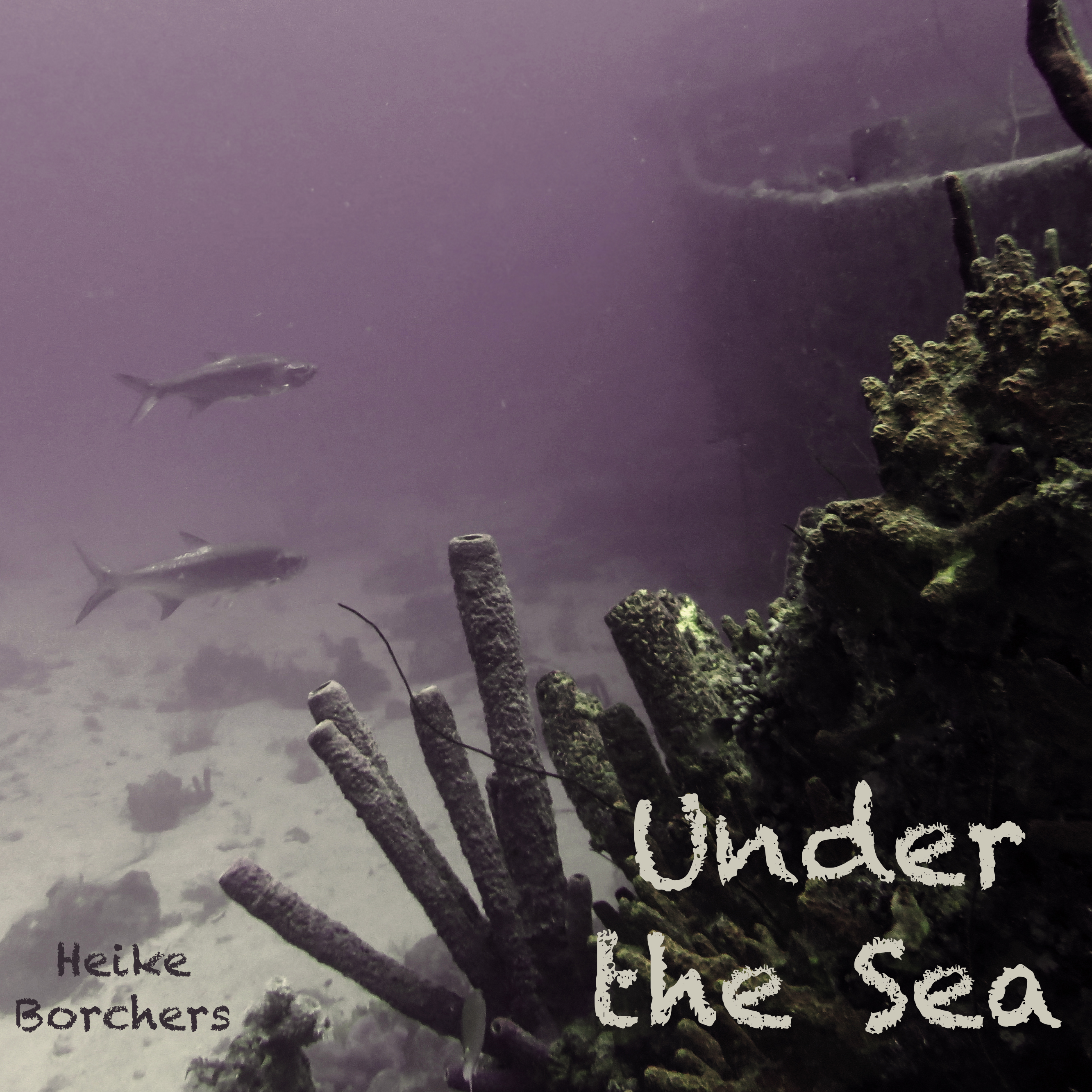 Cover art for Under the Sea