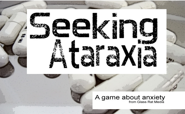 Cover art for Seeking Ataraxia