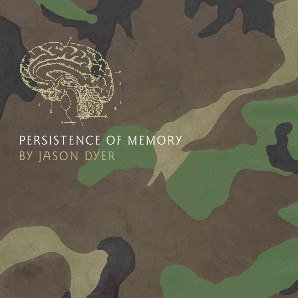 Cover art for Persistence of Memory