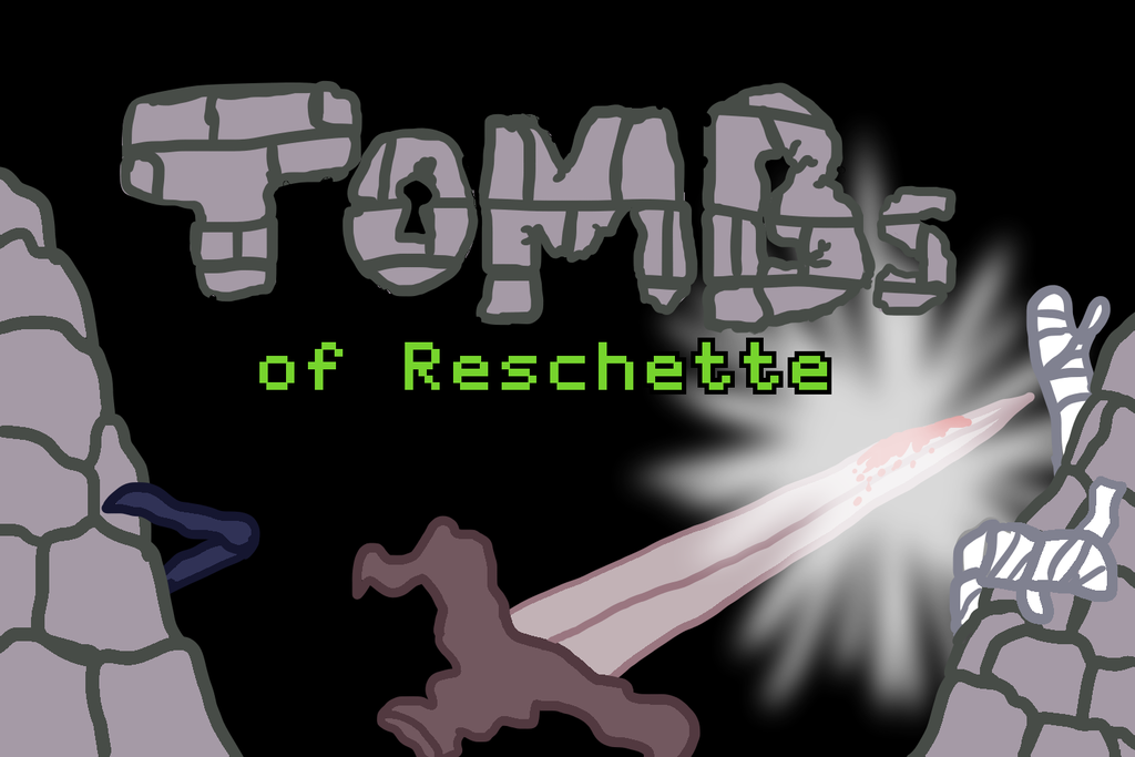Cover art for TOMBs of Reschette