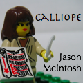Cover art for Calliope