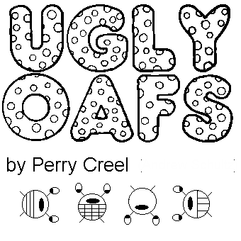 Cover art for Ugly Oafs