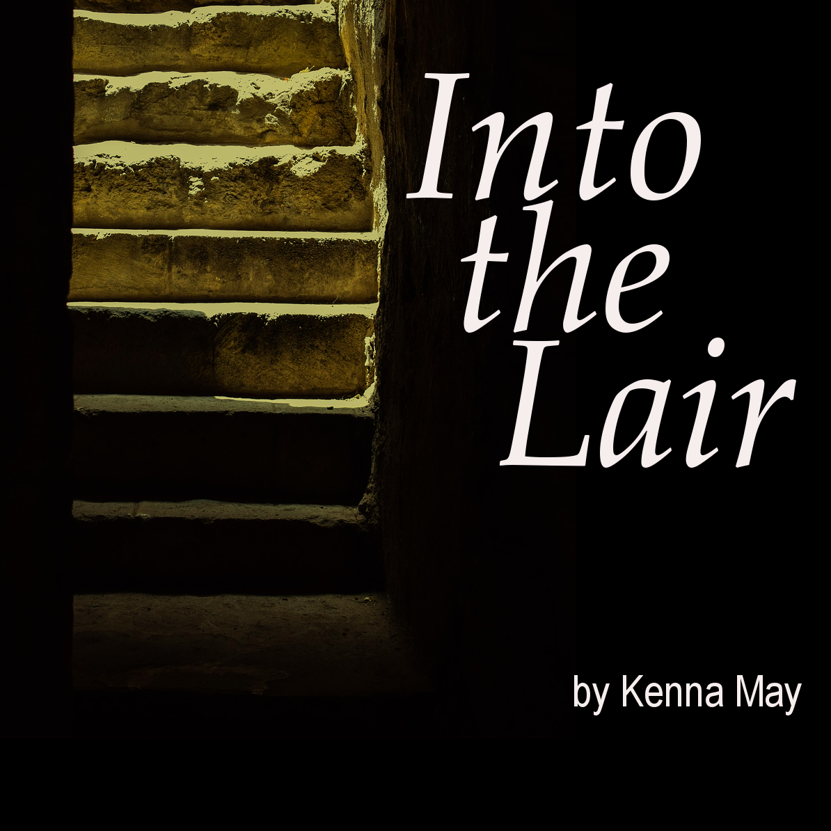 Cover art for Into the Lair