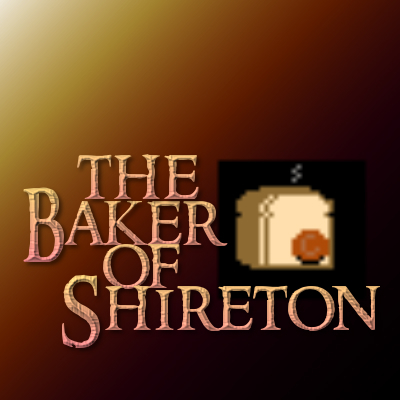 Cover art for The Baker of Shireton