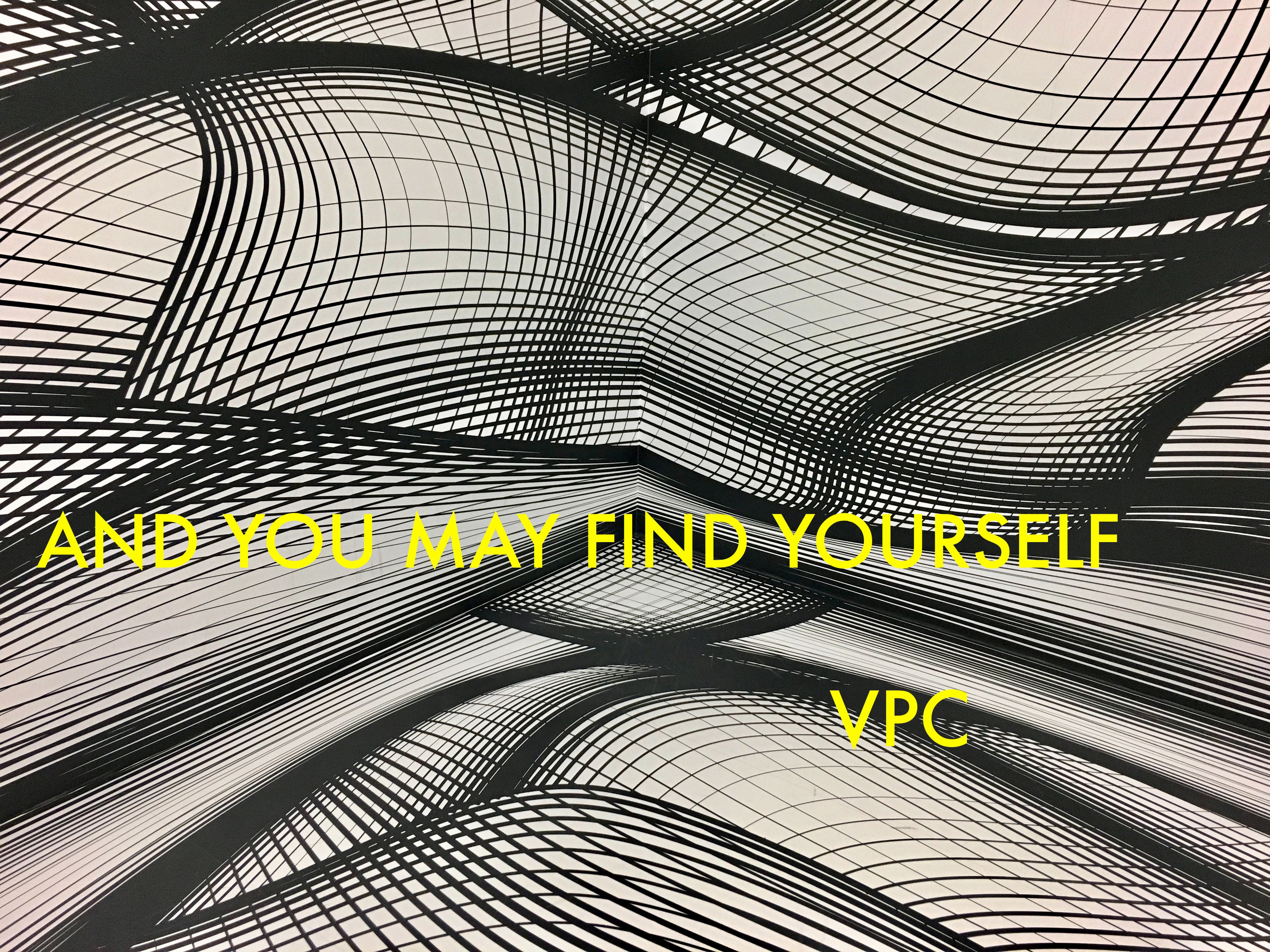 Cover art for And You May Find Yourself