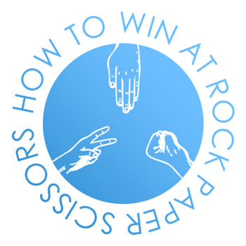 Cover art for How to Win at Rock Paper Scissors