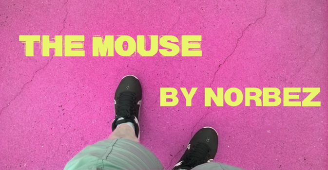 Cover art for The Mouse