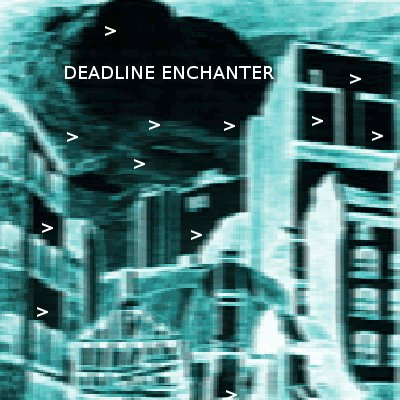 Cover art for Deadline Enchanter
