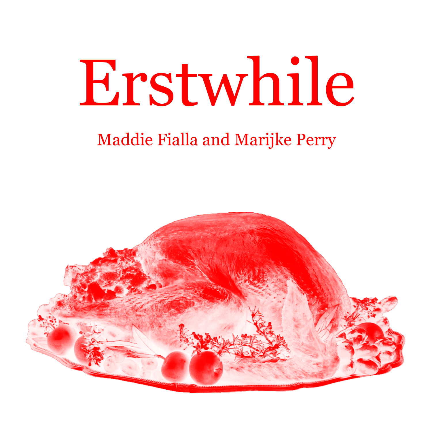 Cover art for Erstwhile