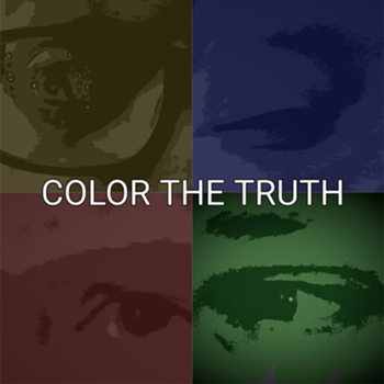 Cover art for Color the Truth