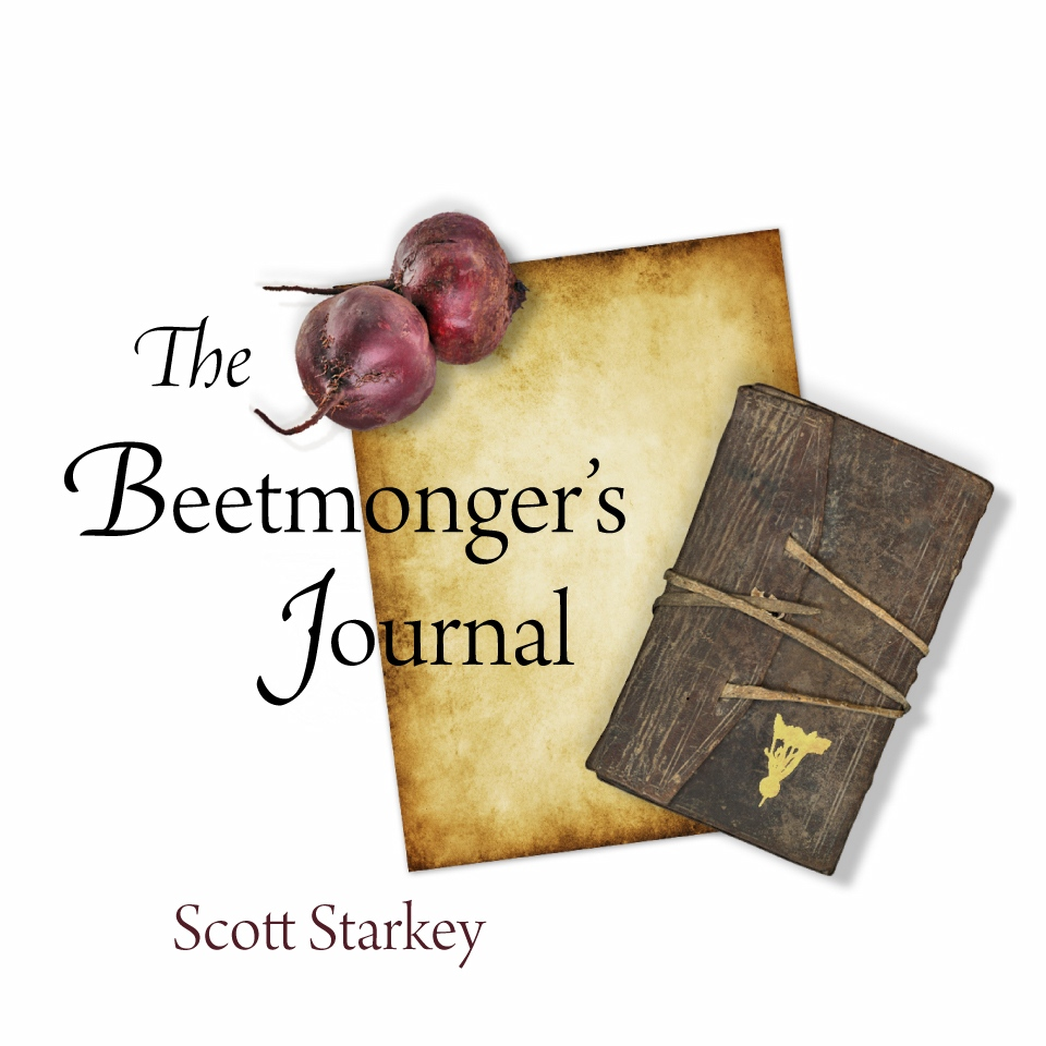 Cover art for The Beetmonger's Journal