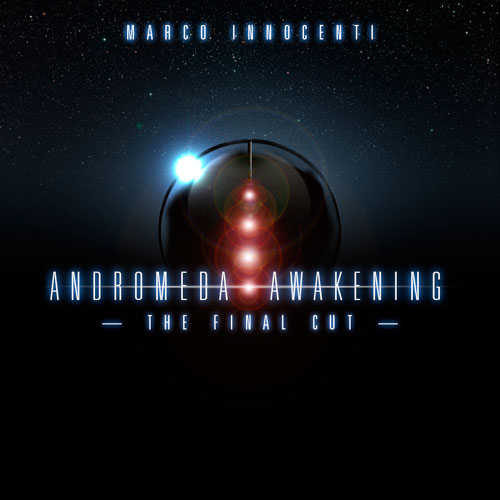 Cover art for Andromeda Awakening