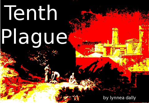 Cover art for Tenth Plague