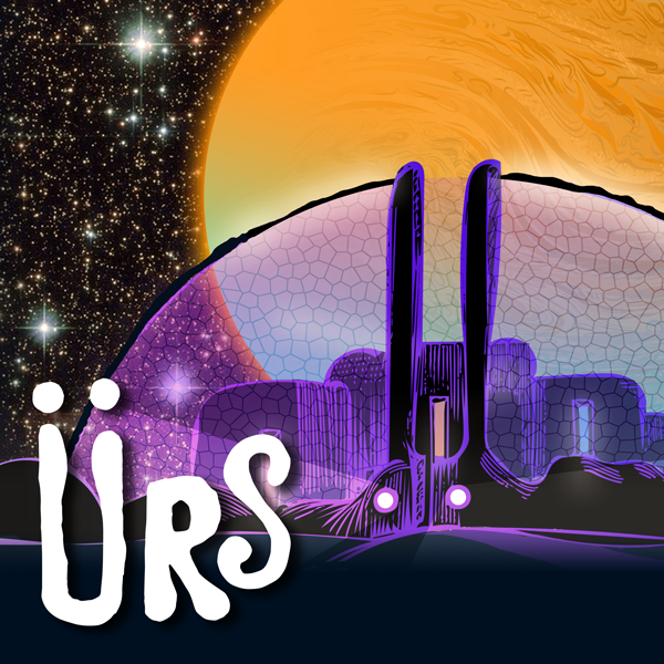 Cover art for Ürs