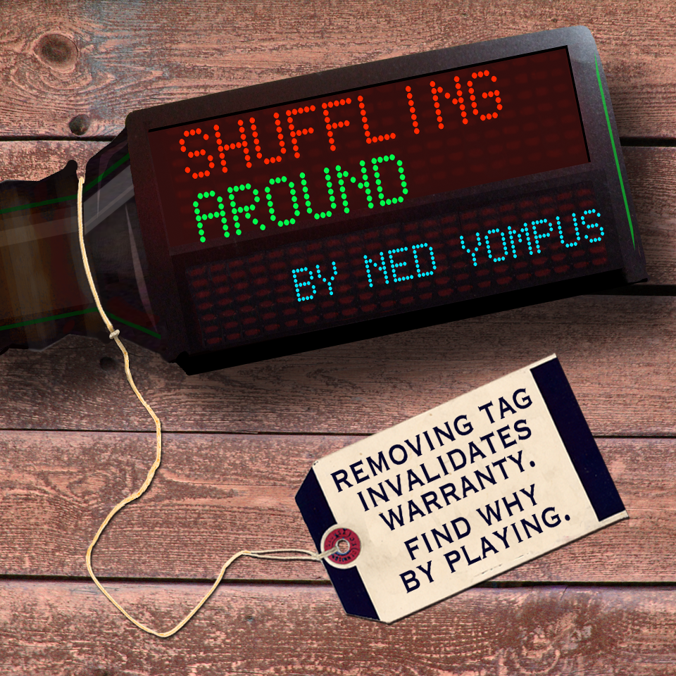 Cover art for Shuffling Around