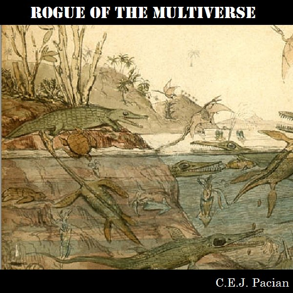 Cover art for Rogue of the Multiverse