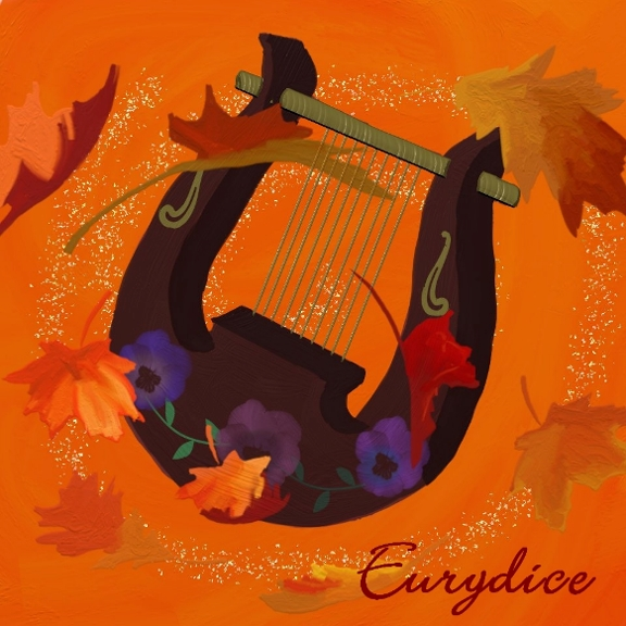 Cover art for Eurydice