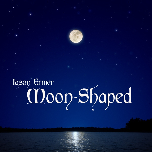 Cover art for Moon-Shaped