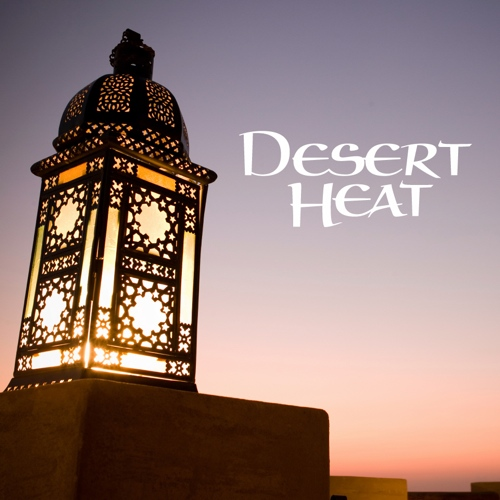 Cover art for Desert Heat