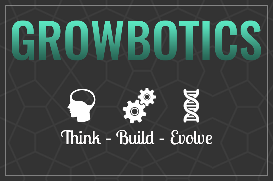 Cover art for GROWBOTICS