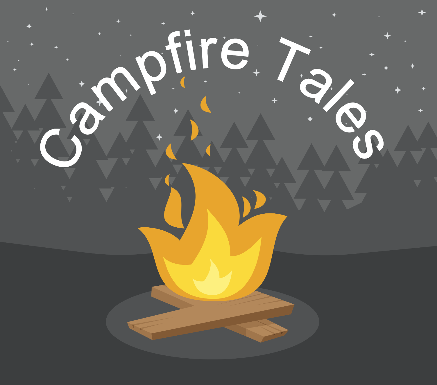Cover art for Campfire Tales