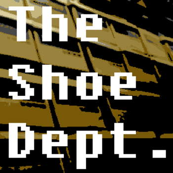 Cover art for The Shoe Dept.