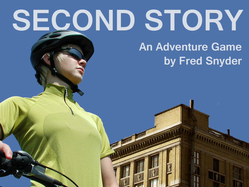 Cover art for Second Story