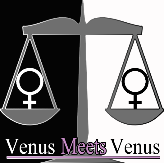 Cover art for Venus Meets Venus
