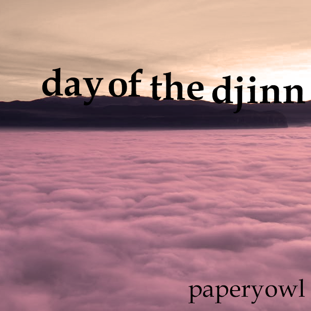 Cover art for Day of the Djinn