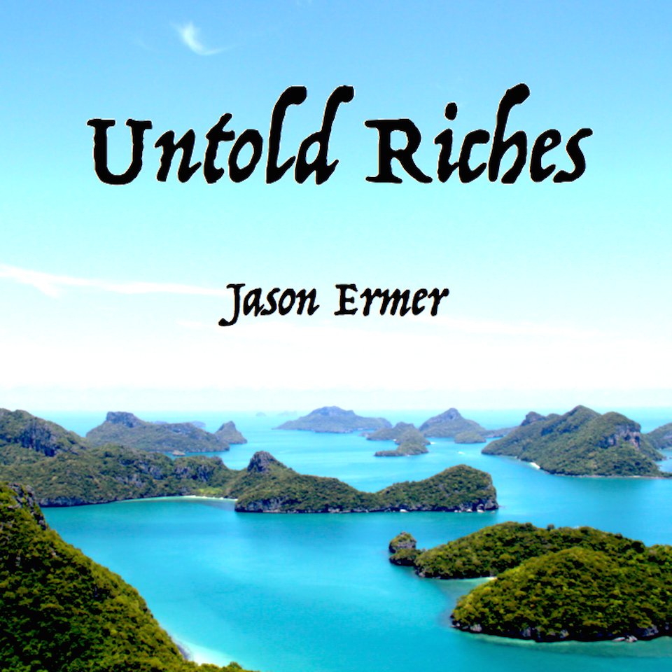 Cover art for Untold Riches