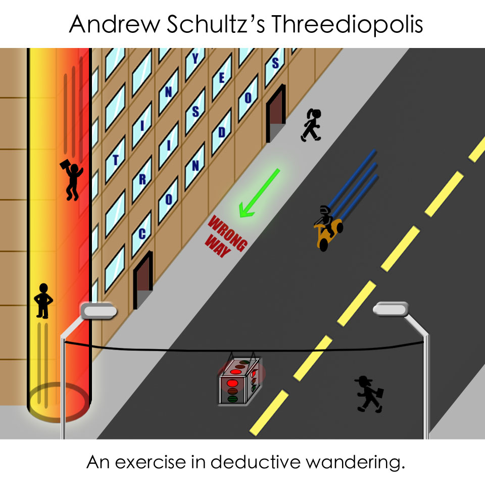 Cover art for Threediopolis