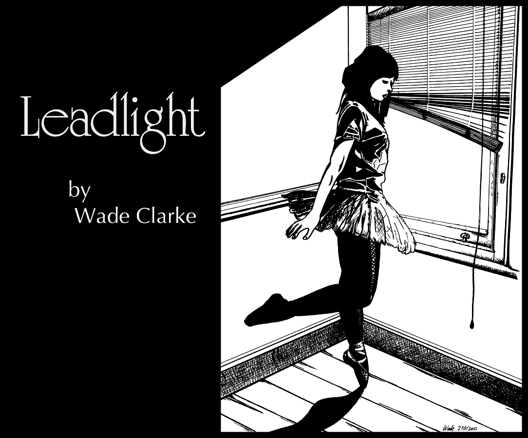 Cover art for Leadlight
