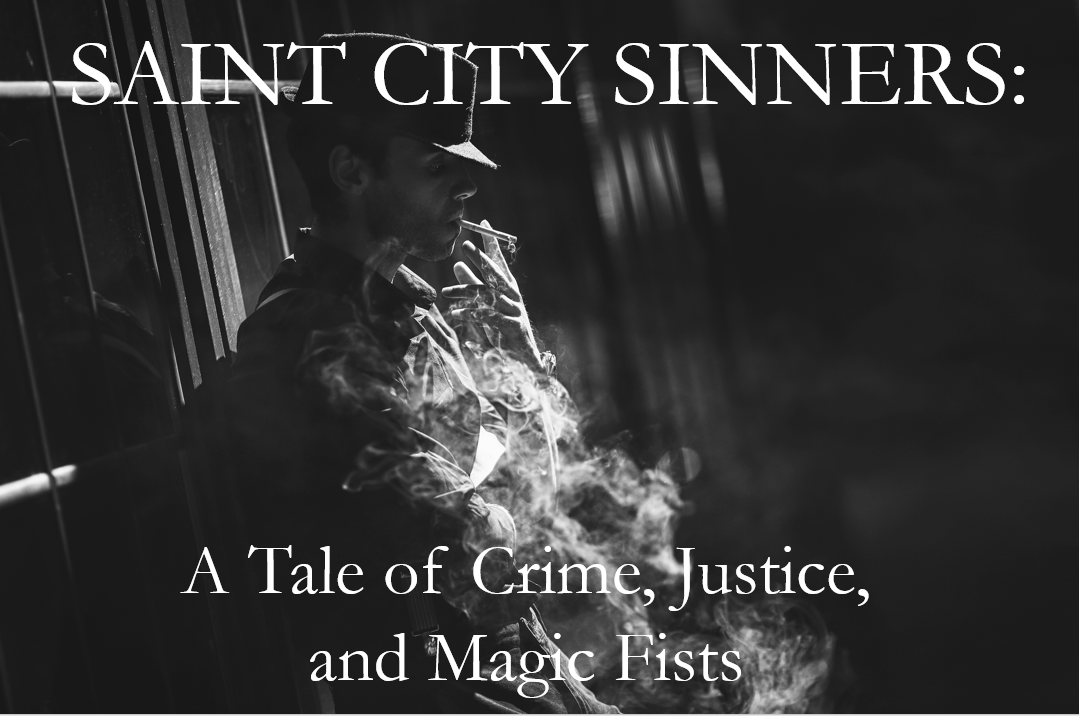 Cover art for Saint City Sinners