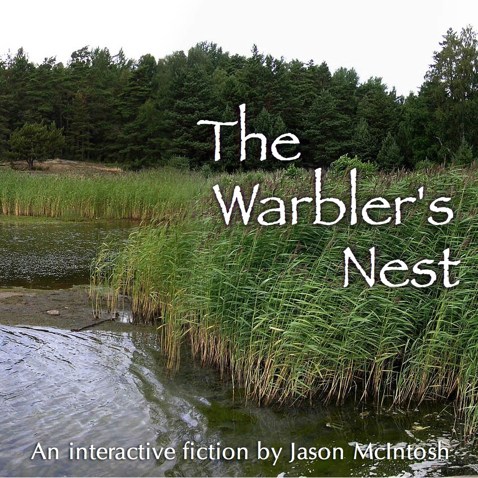 Cover art for The Warbler's Nest