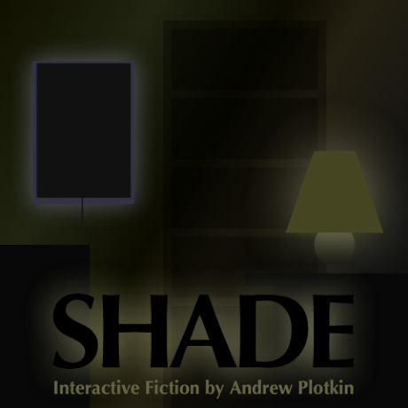 Cover art for Shade