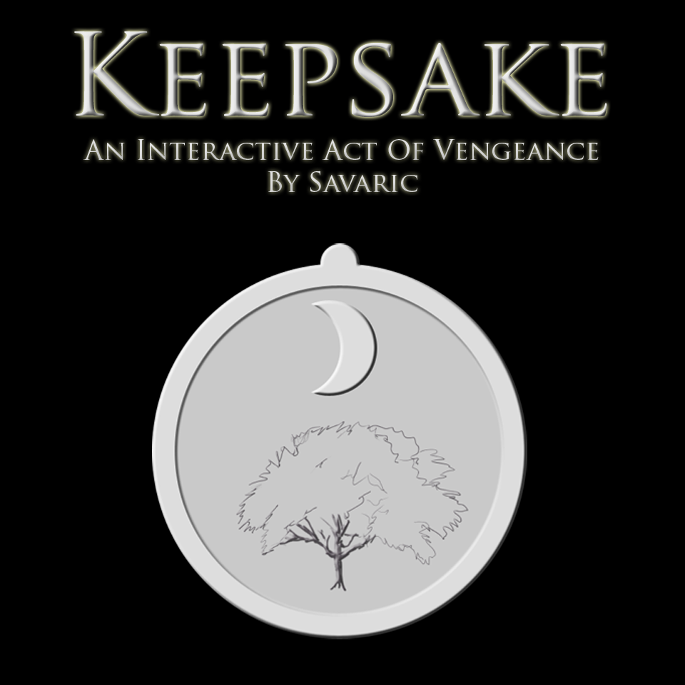 Cover art for Keepsake