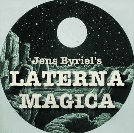 Cover art for Laterna Magica