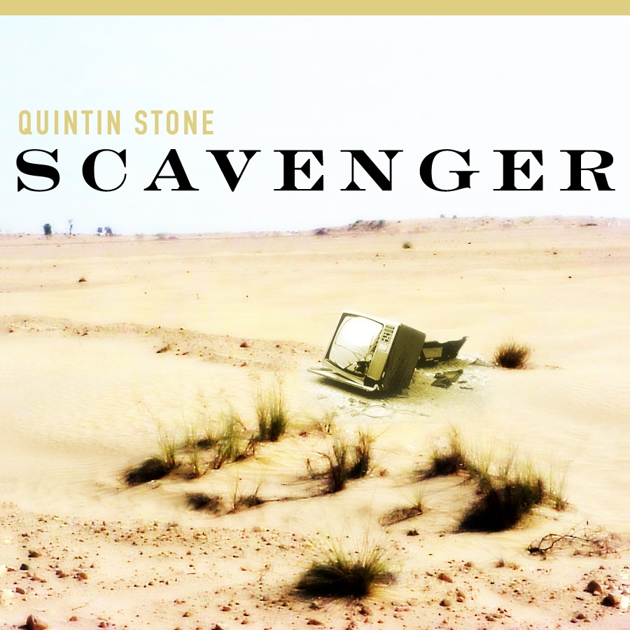 Cover art for Scavenger