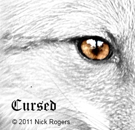Cover art for Cursed