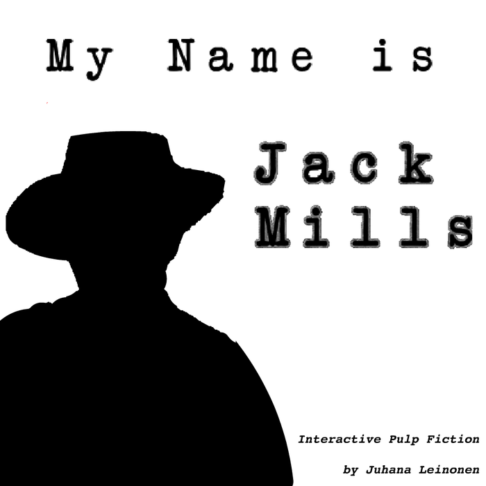 Cover art for My Name is Jack Mills