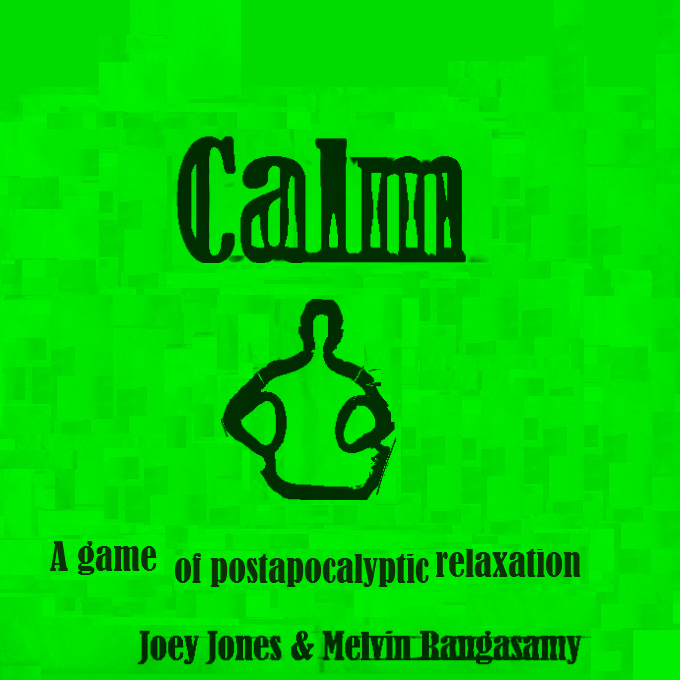Cover art for Calm