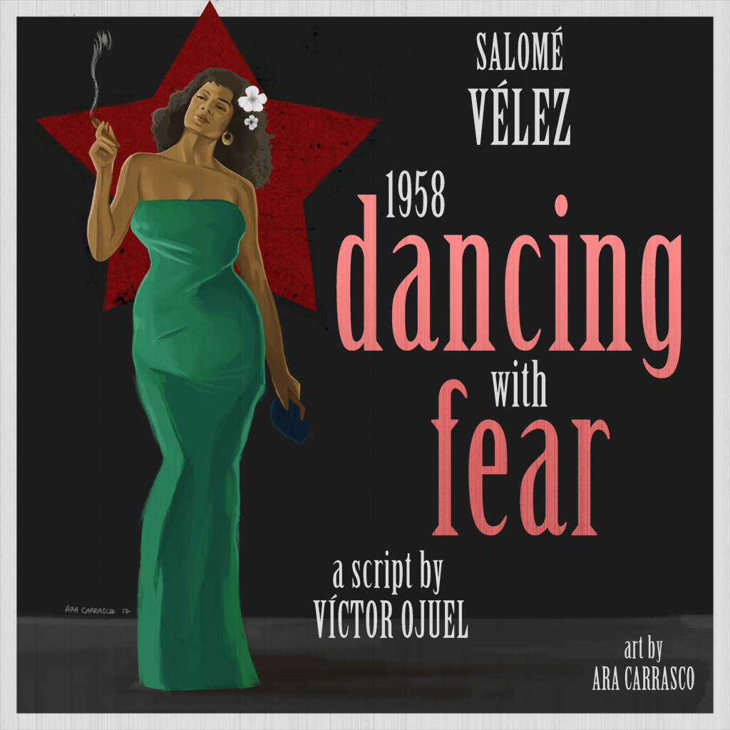 Cover art for 1958: Dancing With Fear