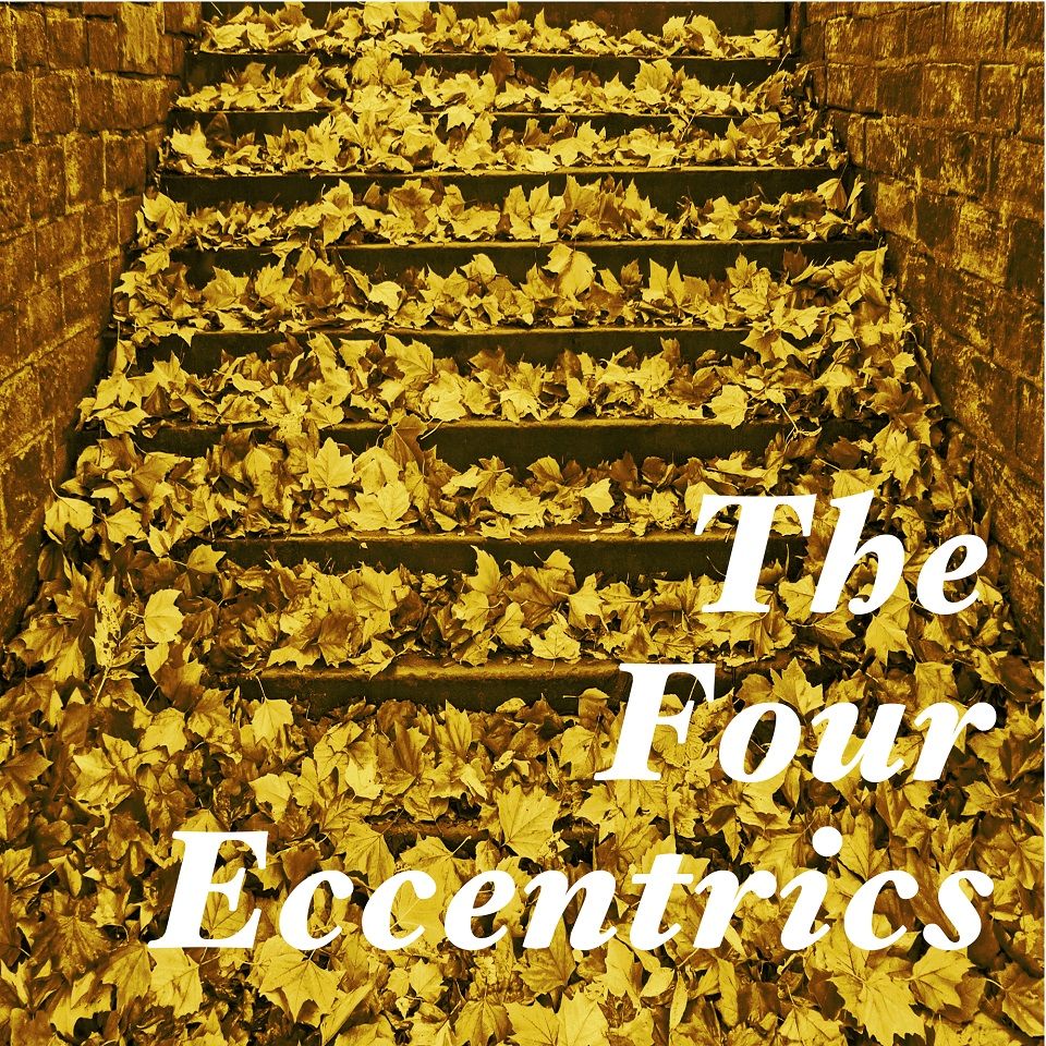 Cover art for The Four Eccentrics